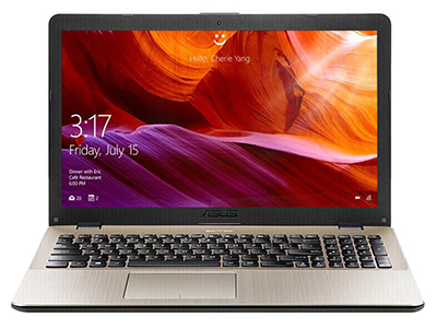 华硕 顽石 五代FL8000UF 15.6英寸影音笔记本电脑(i7-8550U 8G 128GSSD+1T MX130 2G独显 FHD)香槟金