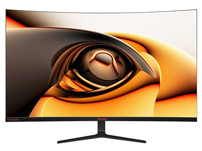 方正 FD3288QW+ 31.5英寸曲面微窄边框LED背光液晶显示器