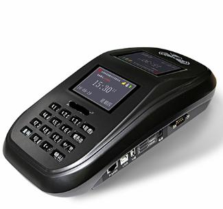 优卡特JTXFX5中文蓝屏语音消费机 可选彩屏无线WIFI售饭机 485U盘下载数据单位餐厅美食城选用产品 可外接小票机