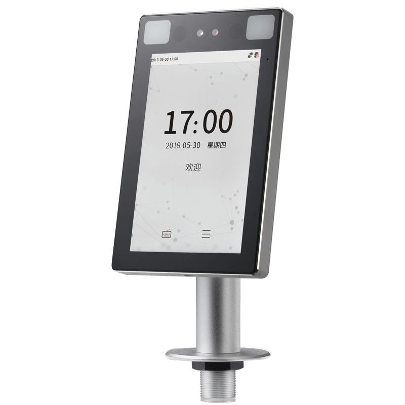 熵基科技 可见光非接触式识别终端TDB08M Z室外型人脸识别机大容量,快速识别,可做门禁 考勤,闸机版,升级版支持四合一读卡