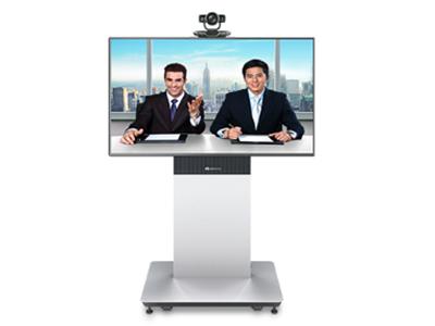 RP系列多功能智真 華為Room Presence系列(簡稱:RP系列)多功能智真集編解碼器、攝像機、顯示屏等設備于一體,可提供多種尺寸和安裝方式,部署簡易快捷,可以快速將普通會議室轉化為智真會議室,帶來1080P的視頻會議體驗。