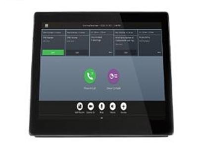 寶利通  POLYCOM RealPresence Touch 無需手動進行攝像機操作,改善用戶體驗,且為企業提供重要分析數據 EagleEye Producer 通過自動、自然的與會者取景改變了視頻協作的面貌。利用先進的面部識別技術,持續監控會議室,同時 EagleEye 攝像機(單獨銷售)可通過細膩的平移、傾斜、縮放技術無縫對用戶場景進行取景。最終用戶將獲得無與倫比的體驗,使之能夠集中精力處理手頭任務,而無需為技術分心。