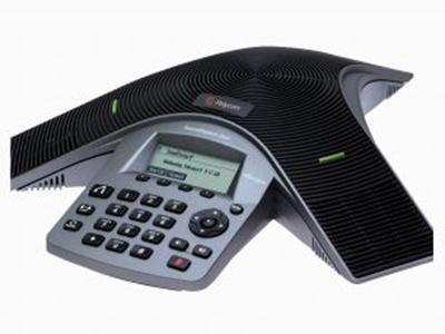 寶利通  Polycom SoundStation Duo 模擬、IP雙模會議電話