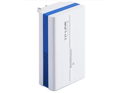 TP-LINK TL-H18E  插墙型HyFi无线路由器 HyFi智能无线扩展器,兼具无线覆盖和电力线传输功能,200Mbps电力线+150Mbps无线速率
