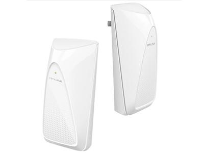 TP-LINK TL-H28R/28E  插墙型HyFi无线路由器 HyFi套装,200Mbps电力线+300Mbps无线速率
