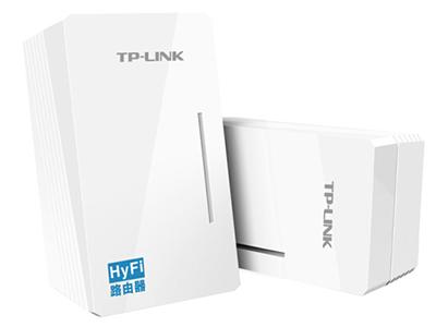 TP-LINK TL-H29R/29E  插墙型HyFi无线路由器 HyFi套装,500Mbps电力线+300Mbps无线速率