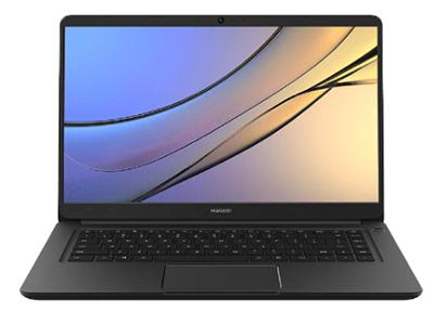 华为 MateBook D 2018款15.6英寸(曜石黑 I5 8GB 256GB)轻薄笔记本 金属一体化机身 杜比全景声音响