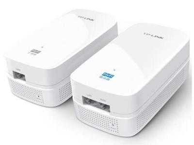TP-LINK TL-H69R/69ES  插墙型HyFi无线路由器 HyFi套装,600Mbps电力线+AC900无线速率,内置天线