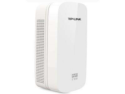 TP-LINK  TL-H69ES  插墙型HyFi无线路由器 AC900插墙式双频HyFi智能无线扩展器,全新外观,900M 无线速率+500M PLC速率