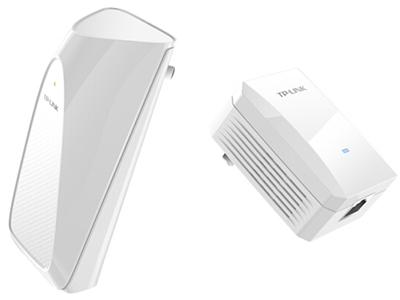 TP-LINK   TL-PA201套装  电力线适配器套装 200M速率,300米传输距离,两只装,支持IPTV