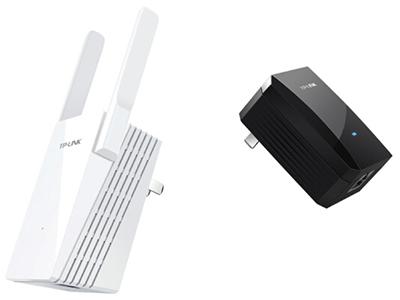 TP-LINK   TL-PA500&TL-PA500W  电力线适配器套装 PA500:500M电力线适配器;PA500W:300M Wifi+600M PLC