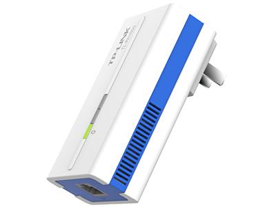 TP-LINK   TL-PA1000  电力线适配器套装 1000M电力线适配器,1个千兆LAN口