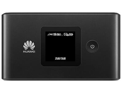华为  随行WiFi2 E5577 三网移动电信联通 4G无线路由器 车载MiFi 3000毫安电池 随身WiFi
