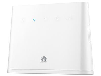 华为  4G路由 2/插卡上网/4G三网通/千兆网口CPE/车载WiFi/