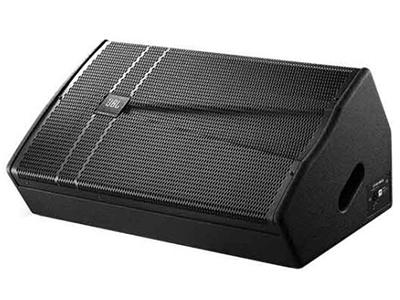 "CV3012M/99 12寸兩分頻舞臺監聽音箱  系統類型:12""兩分頻舞臺監聽音箱 頻率范圍(-10dB) :54Hz- 20 kHz 頻率響應(+3 dB) :85 Hz- 20 kHz 靈敏度(1w@ 1m) :97.5 dB 額定阻抗:8Ω 最大聲壓級輸出(1m) :123 dB (129 dB峰值)"