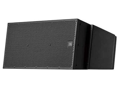 VLA-C2100 雙10寸兩分頻全頻線音箱  系統類型:雙10寸兩分頻全頻線陣音箱 頻率范圍(-10dB):86 Hz-18 kHz 頻率響應(+3dB) :109 Hz-15.3 kHz 最大聲壓級輸出(1m):137dB峰值