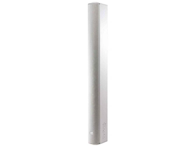 "CBT 100LA-LS 線陣列音柱揚聲器  單元組件:16 x 50mm (2"")單元,全頻揚聲器系統 頻響范圍(-10 dB):120Hz-20kHz 覆蓋模式:垂直: 15° (窄角)、40° (寬角);水平: 150° 靈敏度(1W @ 1m):窄角15°: 96/93 dB (語言/音樂模式);寬角40°:93/90 dB (語言/音樂模式)。"