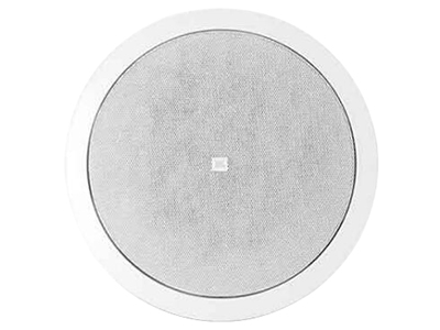 "Control 26 CT-LS 專業天花揚聲器  UL 1480 UUMW火災與緊急通迅系統認證 同軸165mm(6.5"" )聚丙烯涂層低音單元配裝19mm(3/4"" )鍍鈦高音 大功率,寬頻響與低失真保證了大聲壓輸出 包裝附含后蓋、網罩、導軌以便快捷安裝"
