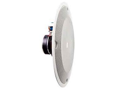 """8138  驅動單元:200mm(8"""")雙錐全音域 頻率范圍(-10dB):95Hz-18kHz 覆蓋范圍:90°錐形覆蓋 靈敏度:97dB(1kHz-8kHz)"""