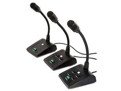CSPM系列尋呼麥克風  JBL商用CSPM系列麥克風能為小型公共廣播提供高性價比的尋呼麥克風解決方案。CSPM系列共有三個型號: CSPM-1、CSPM-2和CSPM-4,應用于高端零售店,高端餐廳和健身中心等場所內的廣播系統和揚聲器系統。