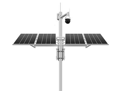 400W200AH太阳能监控摄像头