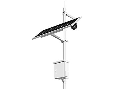 H.265海康威视太阳能4G监控摄像头-360度无死角监控