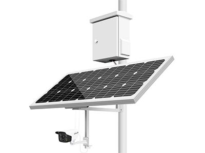 果园农场太阳能监控无线摄像头 插4G流量电话卡