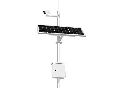 太阳能风光互互补海康威视太阳能监控-H265枪机