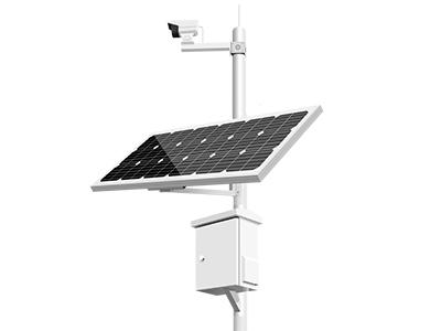 野外太阳能监控摄像头-4G枪机工业专业版