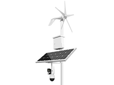 风光互补监控摄像头 超长待机15天赠送联通1G流量