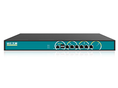艾泰   NE6000  全千兆高性能网关 5个100/1000M WAN口,1个100/1000M LAN口  业内高配DDR3内存、成倍提升内存处理能力  内置PPPoE服务器,控制用户接入网络  五网互联,支持线路备份及负载均衡  支持智能弹性流控,实时优化网络性能  支持连接数限制,可有效限制P2P软件  支持主流VPN协议,灵活组建虚拟局域网  支持短信、微信、免认证等多种广告认证方式