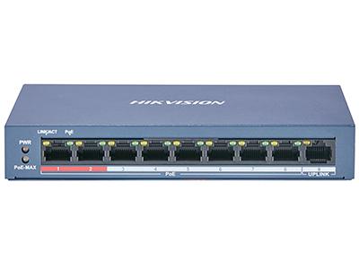 海康威视DS-3E0109SP-E百兆交换机