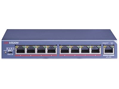 海康威视DS-3E0309L-E百兆交换机