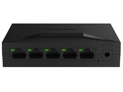 海康威视DS-3E0505DL百兆交换机