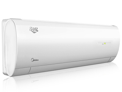 美的  大1匹 省电星 防直吹 二级能效 变频 冷暖壁挂式卧室空调挂机