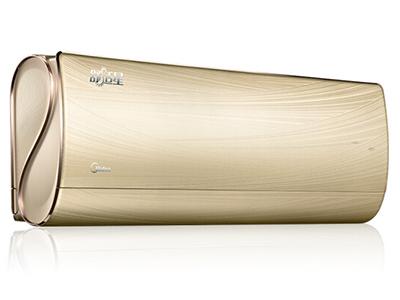 美的  大1.5匹 一级能效无风感 变频冷暖 壁挂式卧室空调挂机