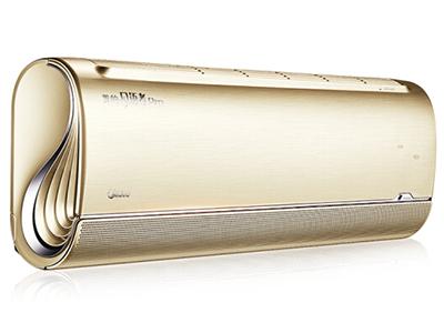 美的  风语者无风感大1.5匹 一级能效变频冷暖 卧室空调挂机