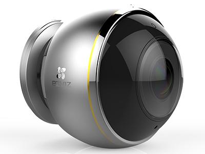 萤石 C6P全景互联网摄像机/300万超清