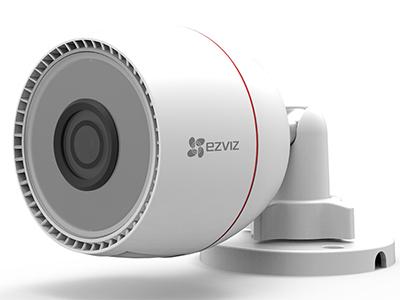 萤石 C3T壁挂式互联网摄像机/POE版