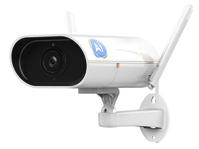 萤石 C5Si壁挂式互联网智能摄像机 人行检测