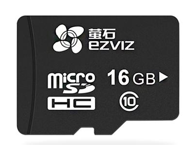 萤石视频监控专用 Micro SD卡 16GB