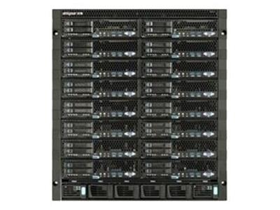 浪潮英信服务器NX8480M4  XEONE7-4809V4(2.1GHZ/8C)/6.4GT/20ML3*4|16G RDIMM DDR4 内存*4|1TB SATA(企业级) 2.5*2|主板集成千兆网卡*2|INSPUR万兆以太双口子卡(ETC1020I)-NX8480M4*2|