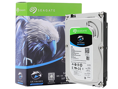 希捷 2TB 64MB 5900RPM 监控级硬盘 SATA接口