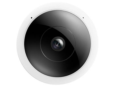TP-LINK   TL-IPC53A  无线全景摄像机 语音对讲 鱼眼镜头 原图、四分屏、180°全景、360°全景多种预览模式