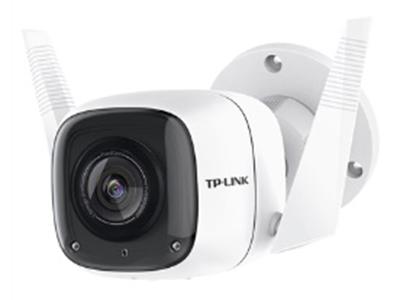 TP-LINK   TL-IPC62C-4/6  室外无线 IP66级防水防尘,室内外通用,300M无线 智能人形侦测,过滤无效报警 支持声光报警,用高功率喇叭和白光吓跑入侵者 个性语音提示,即可当做迎宾器,又可以防盗 自带Wi-Fi热点,没有无线路由器也可以直连摄像机查看视频 支持双向语音通话,可通话可录音
