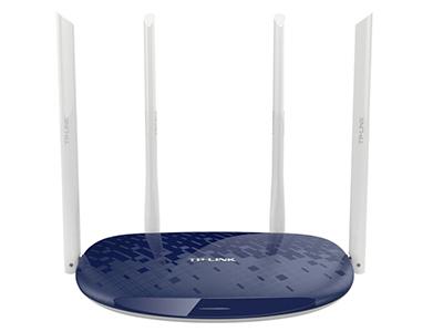 TP-LINK  TL-WDR5610 AC1200M双频5G大功率家用高速光纤智能WiFi无线路由器