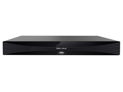 TP-LINK  TL-NVR5208   硬盘录像机 钢壳,双位盘/最大2*6TB,最高支持600W,外置电源