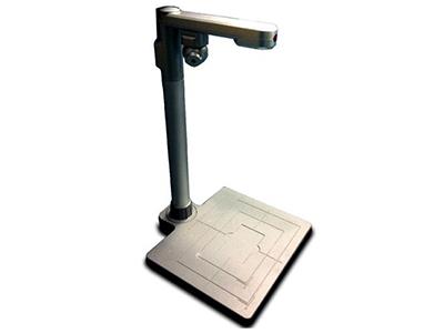 三头拍摄仪  三个摄像头,具备扩展功能,可根据需求扩展二代证阅读模块、IC卡阅读模块等USB设备。