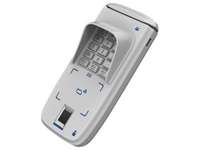 PAD读写机(分离式)  随着互联网金融不断延伸,银行需要上客户现场办理业务。为了更好贴近客户使用环境,更好更快捷地提供客户服务,南天PAD读写机(分离式)产品应运而生。本外设产品可以支持WindowsPAD、AndroidPAD及Apple IPad,通过USB或者蓝牙的方式进行连接,最大程度上体现方便便捷,为客户带来不一样的体现。 南天构建了PAD读写机系统及产品整体解决方案,其目标就是使互联网与银行有机结合,利用互联网的便利性,提高银行办理效率,提升客户的满意度。