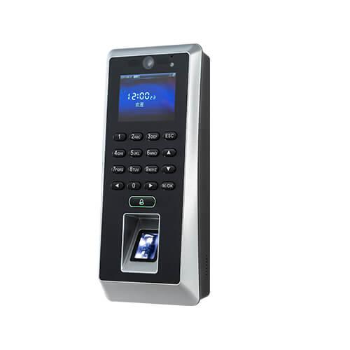 郑州中控F20PLUS可视对讲指纹门禁机 13298300179绑定手机QQ,远程对讲 开门